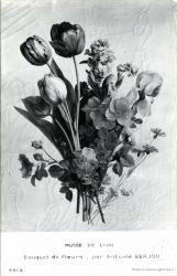 Musée de Lyon : Bouquet de Fleurs, par Antoine Berjon