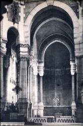 Lyon : Église de L'Immaculée-Conception ; Chapelle latérale de droite, dédiée à St-Joseph
