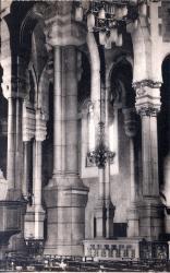 Lyon : Église de L'Immaculée-Conception  ; Vue latérale