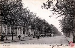LYON : N° 66 Boulevard de la Croix-Rousse