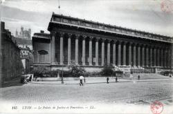 Lyon : Le Palais de Justice et Fourvière