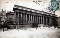 Lyon : Le Palais de Justice