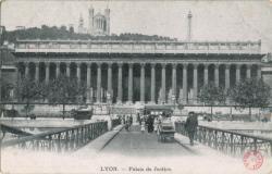 Lyon : Palais de Justice