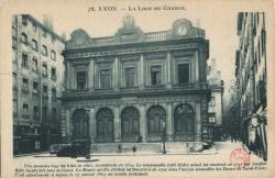 Lyon : La Loge du Change
