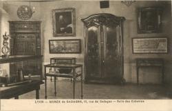 Lyon : Musée de Gadagne ; 12, rue de Gadagne ; Salle des Echevins
