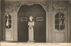 Lyon : Musée de Gadagne ; 12, rue de Gadagne ; Alcôve Régence