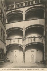 """Lyon : Musée de Gadagne ; 12, rue de Gadagne ; Galeries de l'Hôtel"""""""