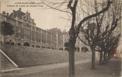 Lyon Saint-Just : Annexe du Lycée de Jeunes Filles