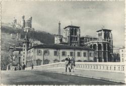 Cathédrale Saint-Jean ; Lyon