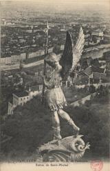 Lyon : Basilique de N.-D de Fourvière