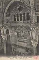 Lyon : Basilique de Notre-Dame de Fourvière