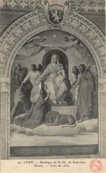 Lyon : Basilique de N.-D. de Fourvière (Orsel)