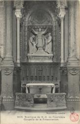 Basilique de N. D. de Fourvière ; Chapelle de la Présentation