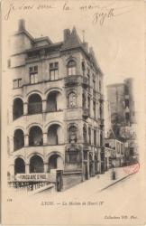 Lyon : La Maison de Henri IV