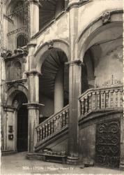 Lyon : Maison Henri IV
