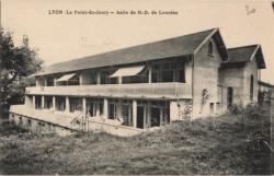 Lyon (Le Point-du-Jour) : Asile de N.-D de Lourdes