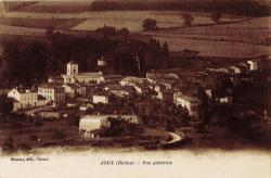 Joux (Rhône) : Vue générale