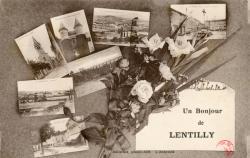 Un Bonjour de Lentilly (Rhône)
