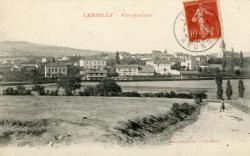 Lentilly (Rhône) : Vue générale