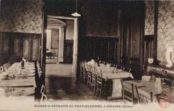 Oullins (Rhône) : Maison de retraite des travailleuses