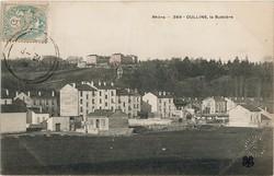 Oullins (Rhône) : la Bussière
