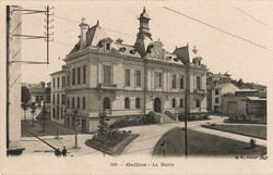 Oullins (Rhône) : La Mairie