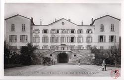 Oullins (Rhône) : Le Collège Saint-Thomas d'Aquin