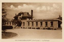 Le Chable-Beaumont (Hte-Savoie) : La fabrique