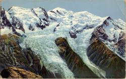 Le Mont-Blanc pris de la Flégère