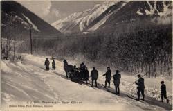 Chamonix : sport d'hiver
