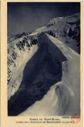 Massif du Mont-Blanc : Arête de l'Aiguille de Bionnassay (4.052 m.)