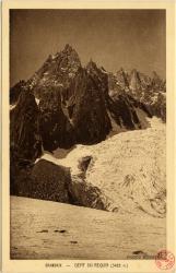 Chamonix : Dent du Requin (3422 m.)