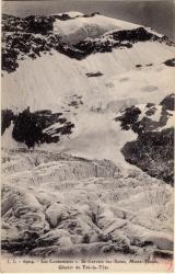 Les Contamines s. St-Gervais-les-Bains : Mont-Tondu ; Glaciers de Tré-la-Tête