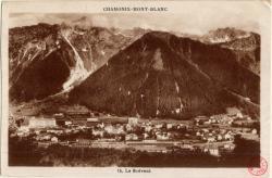 Chamonix-Mont-Blanc : Le Brévent