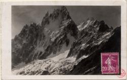Chamonix : Massif des Grands Charmoz et Aiguille Blaitière