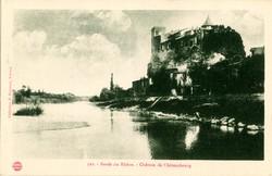 Châteaubourg (Ardèche) : Bords du Rhône