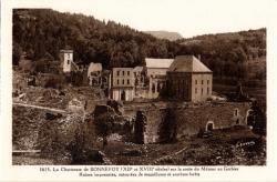 La Chartreuse de Bonnefoy (Ardèche)