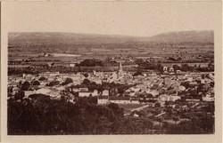 Bourg-Saint-Andéol (Ardèche) : Vue générale