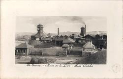 Saint-Étienne (Loire) : Mine de la Loire - Puits Châtelus