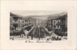 Saint-Étienne (Loire) : Hôpital de Bellevue