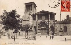 Saint-Étienne (Loire) : La Cathédrale