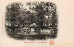 Saint-Étienne (Loire) : Un coin de Marengo