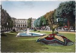 Saint-Etienne (Loire). - Place Jean-Jaurès et l'Hôtel de Ville