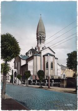 Saint-Etienne (Loire). - Eglise Saint-François Régis