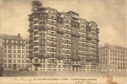 Le Palais de Flore à Lyon (Clément Laval, architecte)