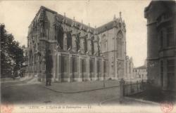Lyon : L'Église de la Rédemption