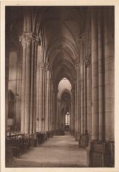 Lyon : Église de la Rédemption ; Nef latérale