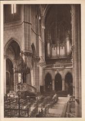 Lyon : Église de la Rédemption ; Les Orgues