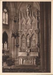 Lyon : Église de la Rédemption ; Chapelle de la Vierge