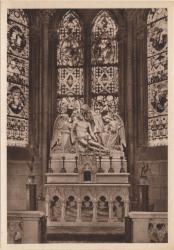 Lyon : Église de la Rédemption ; Chapelle de Notre-Dame de Pitié